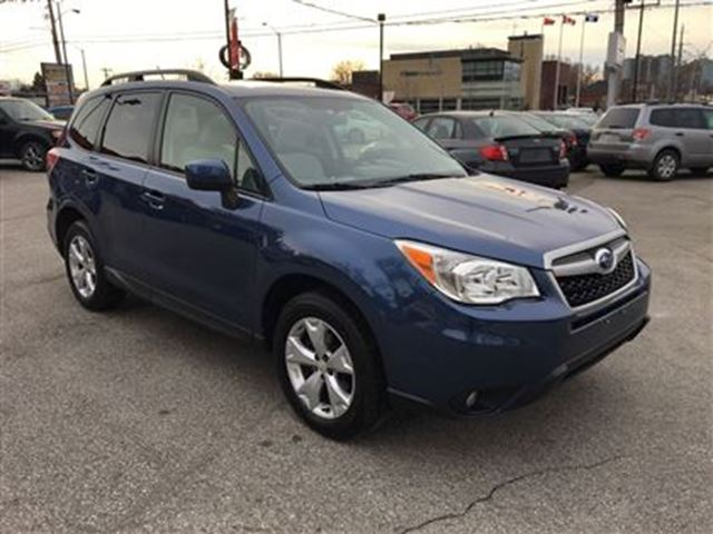 2014 Subaru Forester Touring Package From 1 9