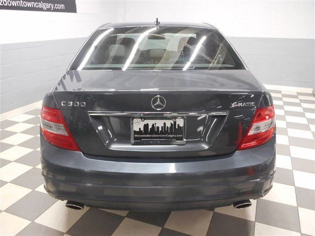 2010 mercedes benz c class c300 4matic premium satellite for Mercedes benz satellite radio