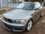 2011 BMW 1 Series 135I M-SPORT PACKAGE LOW KM FINANCE AVAILABLE in Edmonton, Alberta
