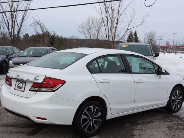 2013 honda civic ex gatineau quebec used car for sale 2708753. Black Bedroom Furniture Sets. Home Design Ideas
