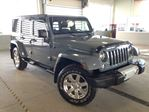 2014 Jeep Wrangler Unlimited Sahara 4dr 4x4, Navigation, Heated Seats in Edmonton, Alberta