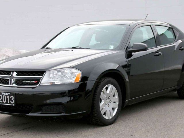 2013 dodge avenger se kelowna british columbia used car. Black Bedroom Furniture Sets. Home Design Ideas