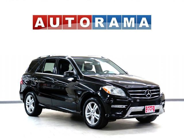 2012 mercedes benz m class 4wd north york ontario used for Mercedes benz inspection cost