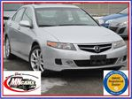 2007 Acura TSX AT w/NAVIGATION, LOW KMs in Ottawa, Ontario