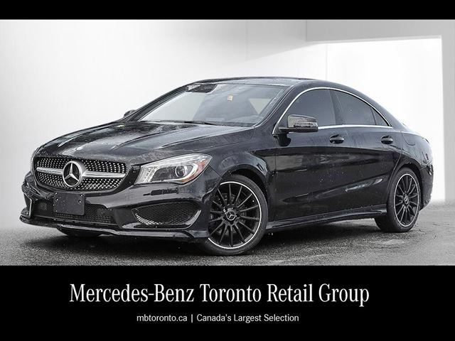 2014 mercedes benz cla250 4matic coupe maple ontario for 2014 mercedes benz cla250 4matic coupe