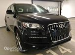 2015 Audi Q7 3.0T Vorsprung Edition in Vancouver, British Columbia