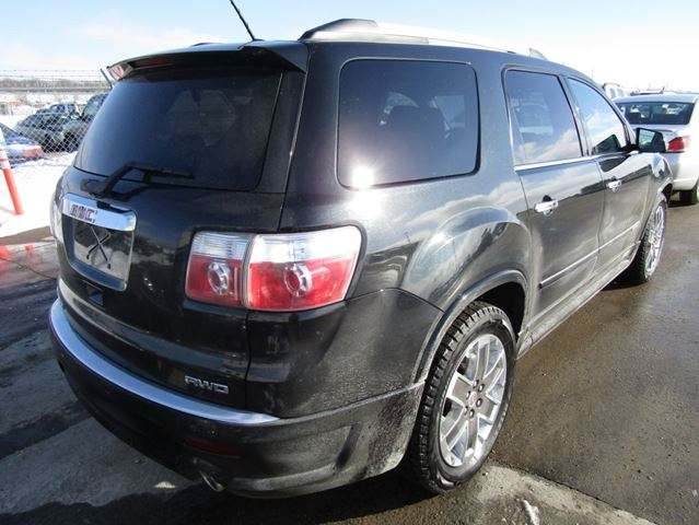 2011 gmc acadia innisfil ontario used car for sale 2708983. Black Bedroom Furniture Sets. Home Design Ideas