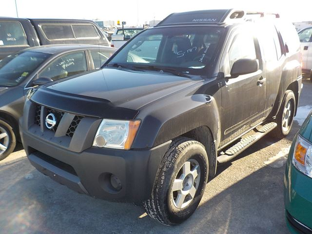 2005 nissan xterra grey north toronto auction. Black Bedroom Furniture Sets. Home Design Ideas
