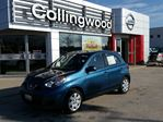 2017 Nissan Micra SV CVT *NEW* in Collingwood, Ontario