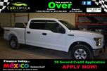 2016 Ford F-150 XLT SUPER CREW 4X4 - LOW KMS**CRUISE**BACKUP CAM in Kingston, Ontario