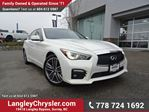 2015 Infiniti Q50 Sport in Surrey, British Columbia