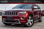 2016 Jeep Grand Cherokee Overland Navi Dual Pane sunroof Backup Cam Bluetooth R-Start 20alloy Rims in Bolton, Ontario