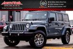 2014 Jeep Wrangler Unlimited Rubicon 4x4 Manual Nav Hard Top HTD Frnt Seats Bluetooth 17Alloys in Thornhill, Ontario