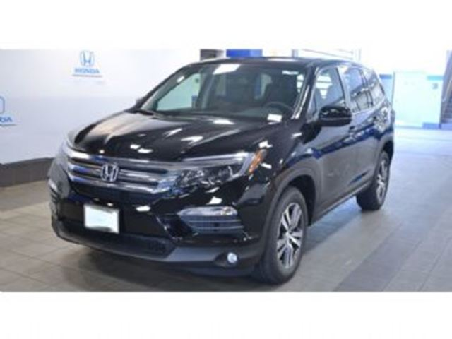 2017 honda pilot ex l navi black lease busters for Black honda pilot