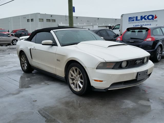 2012 Ford Mustang Gt Ottawa Ontario Used Car For Sale