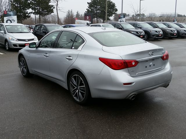 2015 infiniti q50 sport mississauga ontario used car for sale 2709017. Black Bedroom Furniture Sets. Home Design Ideas