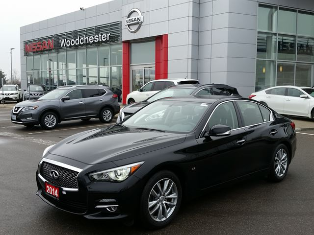 2014 infiniti q50 premium mississauga ontario car for sale 2709019. Black Bedroom Furniture Sets. Home Design Ideas