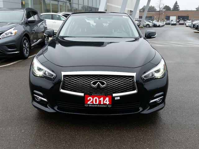 2014 infiniti q50 premium mississauga ontario car for. Black Bedroom Furniture Sets. Home Design Ideas