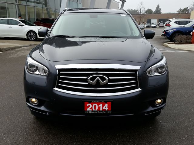 2014 infiniti qx60 mississauga ontario used car for. Black Bedroom Furniture Sets. Home Design Ideas