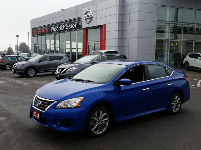 2014 nissan sentra sv mississauga ontario car for sale 2709760. Black Bedroom Furniture Sets. Home Design Ideas