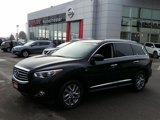 2014 infiniti qx60 mississauga ontario used car for sale 2709763. Black Bedroom Furniture Sets. Home Design Ideas