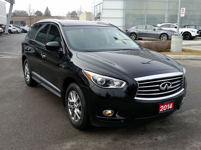used 2014 infiniti qx60 mississauga. Black Bedroom Furniture Sets. Home Design Ideas