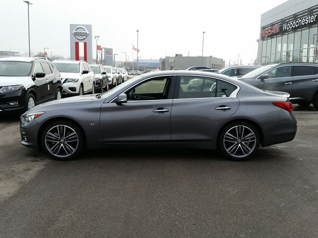 2015 infiniti q50 sport mississauga ontario car for sale 2709765. Black Bedroom Furniture Sets. Home Design Ideas