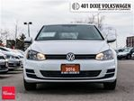 2016 Volkswagen Golf 5-Dr 1.8T Trendline 6sp at w/Tip LOW KM . 1.8T Gol in Mississauga, Ontario
