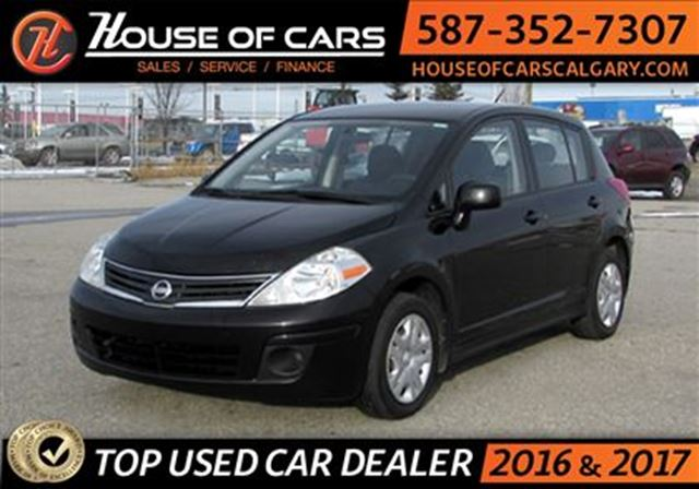 2010 nissan versa 1 8s calgary alberta used car for sale 2709903. Black Bedroom Furniture Sets. Home Design Ideas