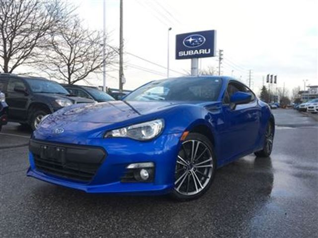 2015 subaru brz sport tech mississauga ontario used car for sale. Black Bedroom Furniture Sets. Home Design Ideas