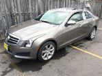 2014 Cadillac ATS Luxury, Automatic, Leather, Sunroof, AWD, Only 19 in Burlington, Ontario