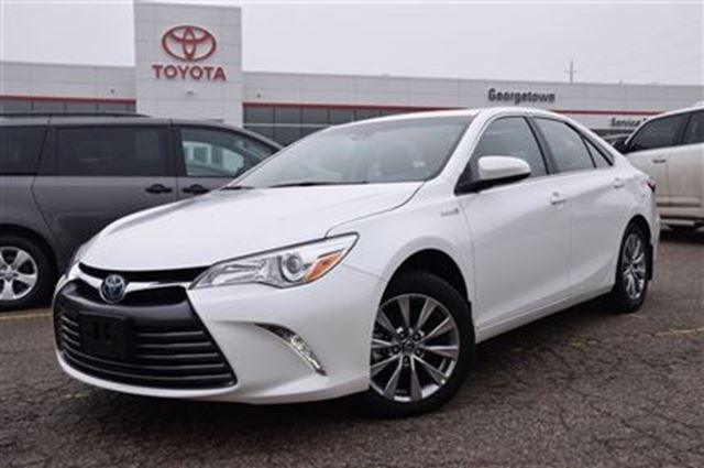 2017 toyota camry hybrid xle georgetown ontario car for. Black Bedroom Furniture Sets. Home Design Ideas