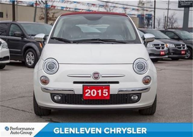 2015 fiat 500 lounge leather premium sound heated seats oakville ontario used car for sale. Black Bedroom Furniture Sets. Home Design Ideas