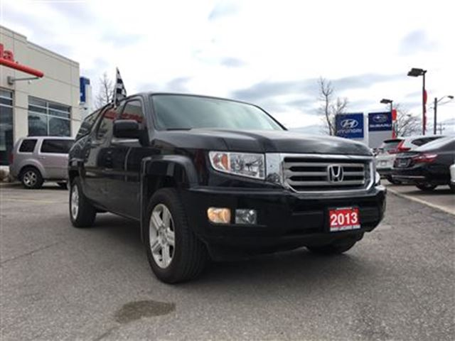 2013 honda ridgeline touring 4wd toronto ontario used. Black Bedroom Furniture Sets. Home Design Ideas