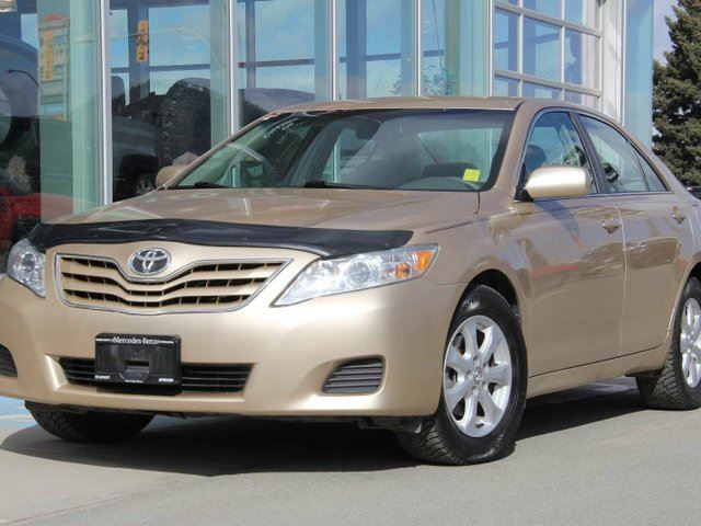 2011 TOYOTA CAMRY Camry LE | Fuel Saver | Power Driver Seat | Power Windows | Bluetooth For Your Phone in Kamloops, British Columbia
