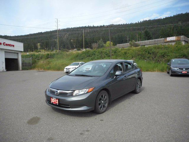 2012 HONDA CIVIC LX in Williams Lake, British Columbia