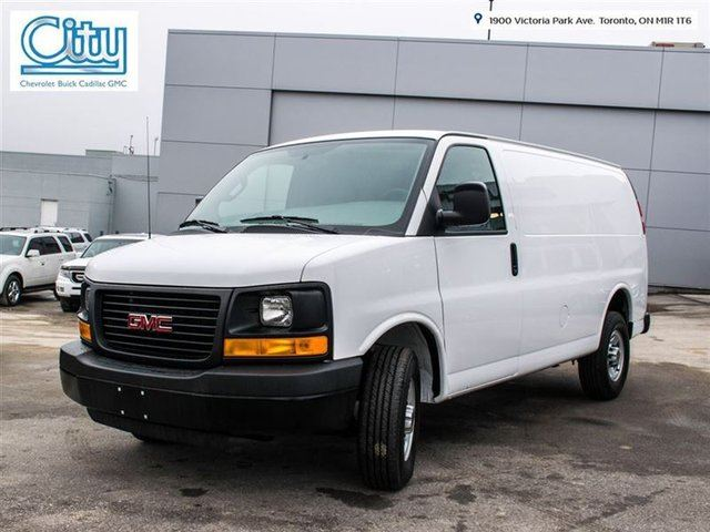 2016 gmc savana 2500 toronto ontario used car for. Black Bedroom Furniture Sets. Home Design Ideas