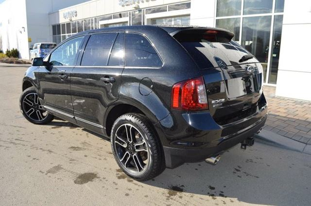 2014 ford edge sel 4dr all wheel drive kamloops british columbia used car for sale 2709652. Black Bedroom Furniture Sets. Home Design Ideas