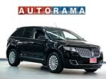 2013 Lincoln MKX NAVIGATION PANORAMA SUNROOF LEATHER BACKUP CAM  in North York, Ontario