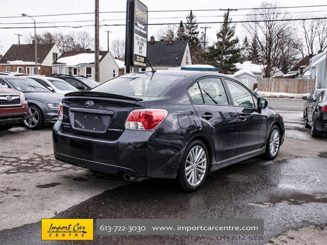 2014 subaru impreza ottawa ontario used car for sale 2709909. Black Bedroom Furniture Sets. Home Design Ideas