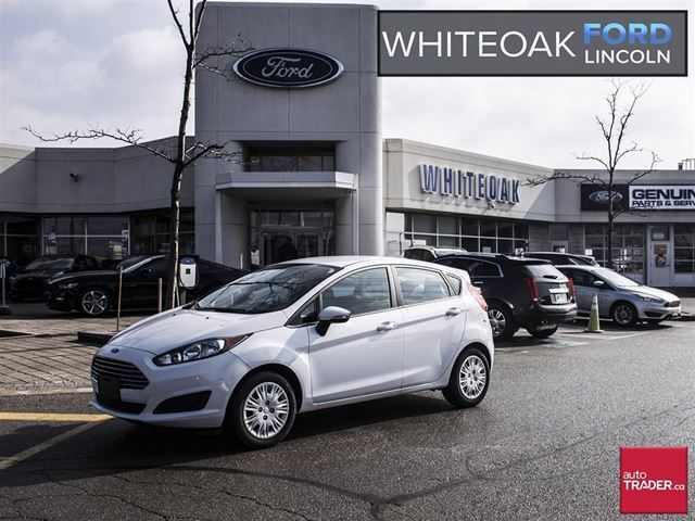 2014 Ford Fiesta SE, one owner trade,SEE OUR REPORT CARD in Mississauga, Ontario