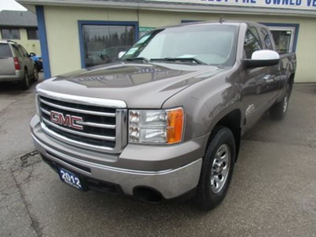 2012 GMC Sierra 1500 WORK READY NEVADA EDITION 6 PASSENGER 4.8L - VO in Bradford, Ontario