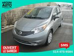 2014 Nissan Versa SV*AUT*A/C*CAMERA* in Longueuil, Quebec