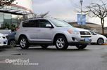 2012 Toyota RAV4 4WD SUV w/ Bluetooth, Steeringwheel Audio Contr in Richmond, British Columbia