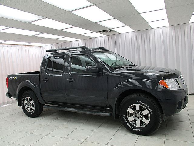 2013 nissan frontier wow wow wow 4x4 pro 4x crew cab 4dr 5pass grey o 39 regan 39 s nissan. Black Bedroom Furniture Sets. Home Design Ideas