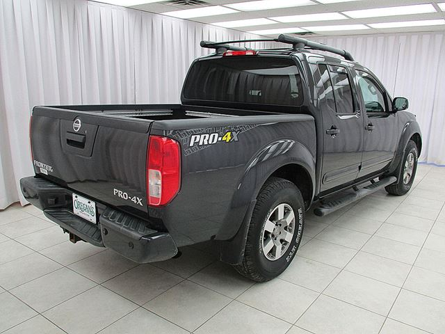 2013 nissan frontier wow wow wow 4x4 pro 4x crew cab 4dr 5pass dartmouth nova scotia used. Black Bedroom Furniture Sets. Home Design Ideas