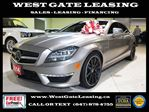 2014 Mercedes-Benz CLS-Class CLS63 AMG S AFFALTERBACH 4MATIC  in Vaughan, Ontario
