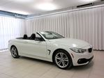 2014 BMW 4 Series 428i x-DRIVE CABRIOLET HARD TOP CONVERTIBLE SPO in Halifax, Nova Scotia