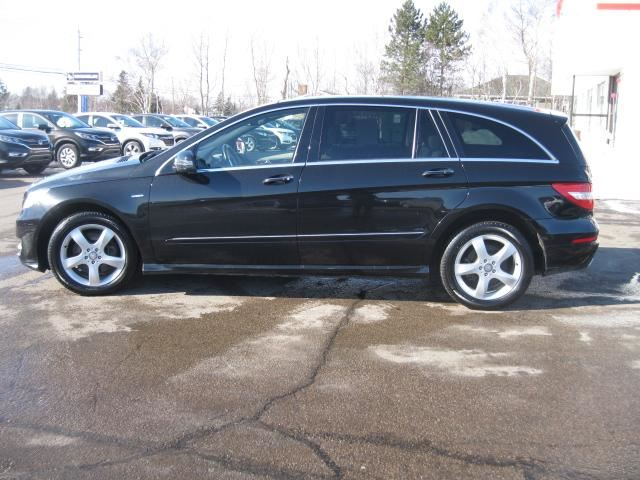 2012 mercedes benz r class r350 bluetec charlottetown for Mercedes benz r class