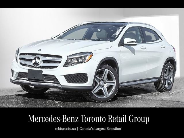 2015 mercedes benz gla250 suv 4matic maple ontario used for 2015 mercedes benz gla250 4matic for sale